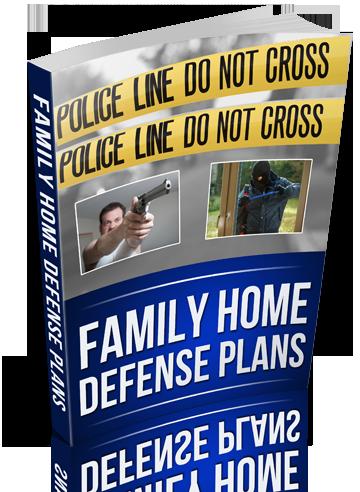 Home Defense Plans Patriot Publications